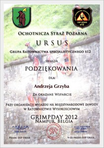 GRIMPDAY 2012