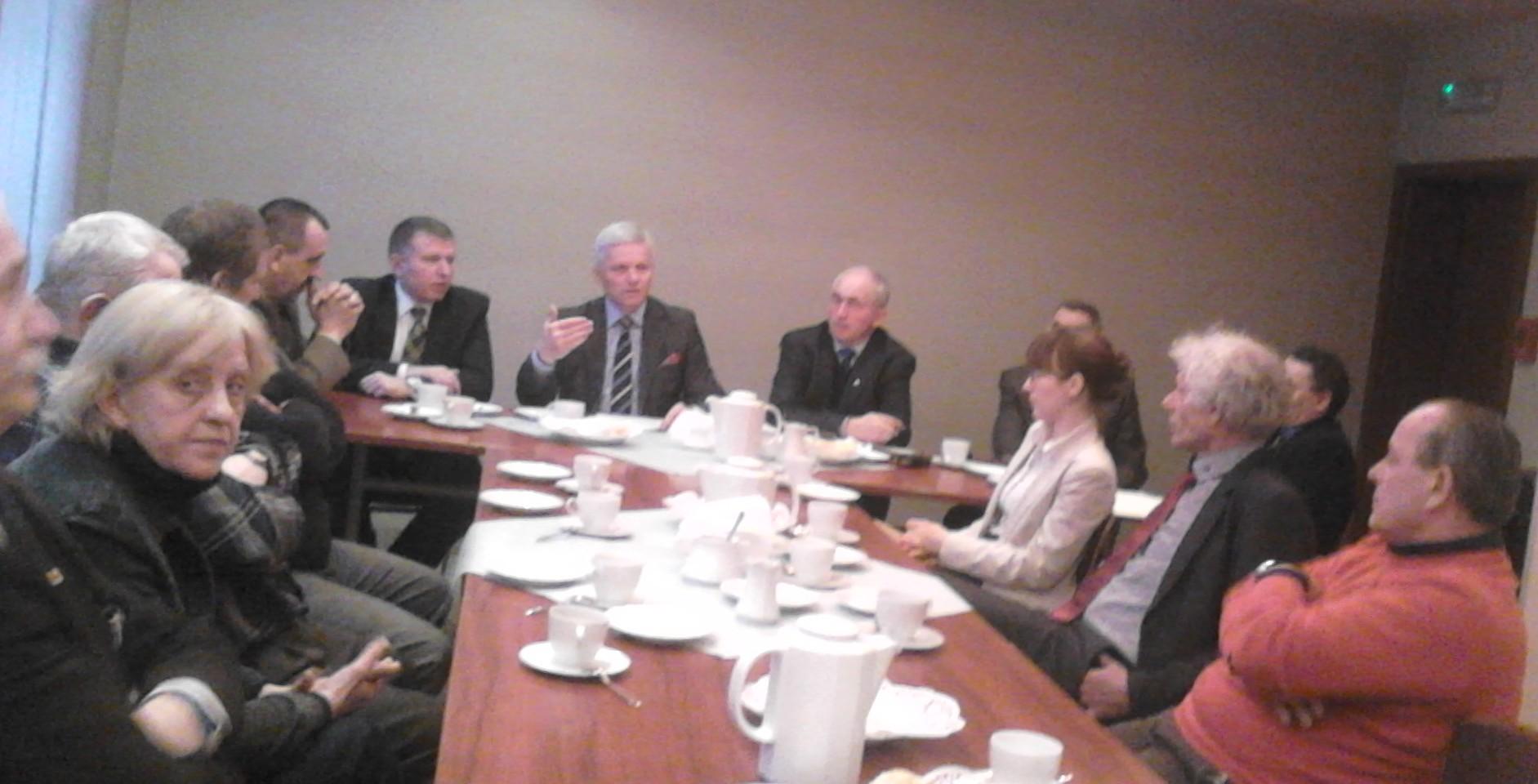Spotkanie w regionie – Osieczna