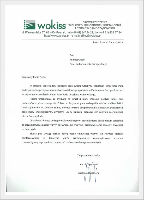 Stowarzyszenie Wielkopolski Ośrodeek Kształcenia i Studiów Samorządowych
