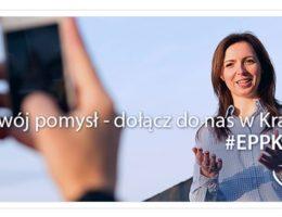 Nagraj swój pomysł – dołącz do EPP w Krakowie!