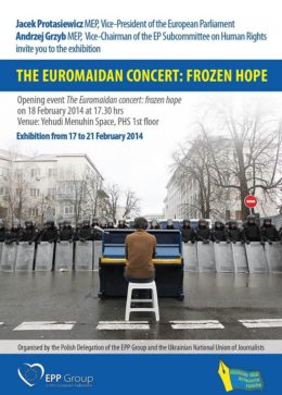 Koncert Euromajdanu: Zamrożone Nadzieje