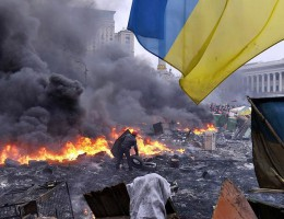 O eskalacji przemocy na Ukrainie