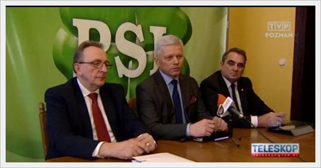 Liderzy listy w wyborach do PE