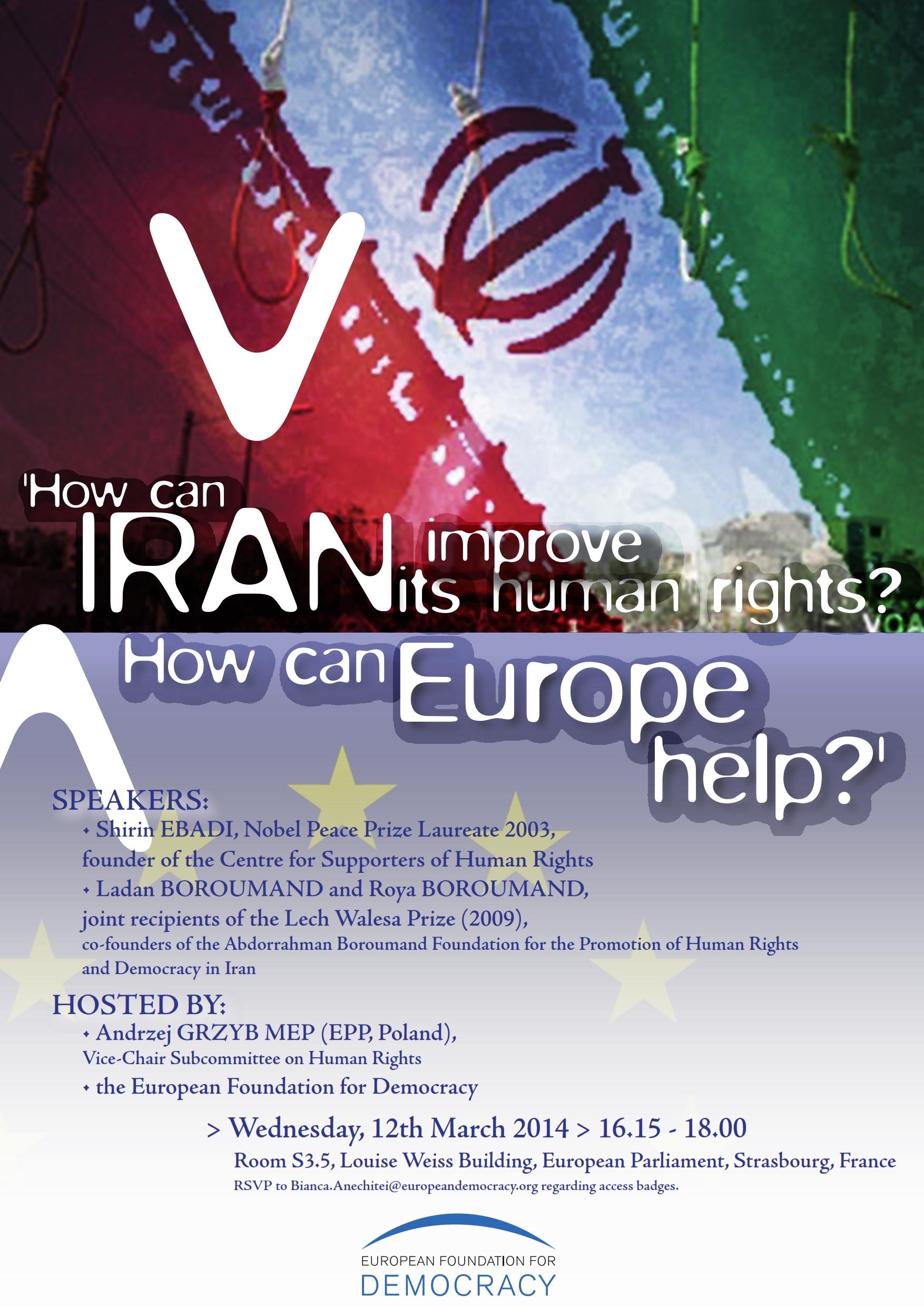 Prawa człowieka w Iranie
