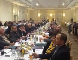Spotkanie PSL w powiecie ostrowskim