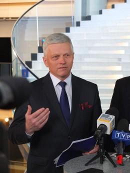 Andrzej Grzyb koordynatorem EPL ds. Praw Człowieka w Parlamencie Europejskim
