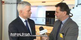 O pracy Parlamentu Europejskiego dla widzów TV Wielkopolska