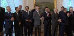 Prezydent dziękuje za jedność w Europie