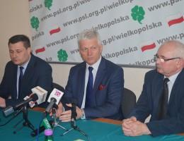 Konwencja wyborcza PSL: Znamy liderów list do Sejmu