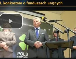 O funduszach unijnych w Lesznie