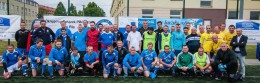 Towarzyski Turniej Piłki Nożnej Oldboys 40+