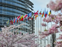 1-3 lipca, Strasburg: Pierwsza sesja plenarna PE