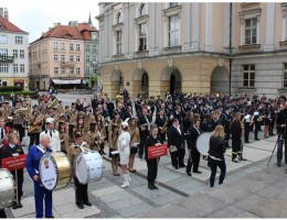 Wojewódzki Przegląd Orkiestr Dętych OSP w Kaliszu