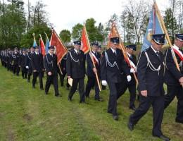 Obchody Dnia Strażaka w gminie Koźminek