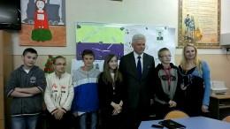 Młodzież wytypowała posła Andrzeja Grzyba