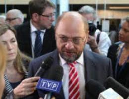 Martin Schulz ponownie przewodniczy w PE