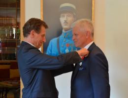 Odznaczeni za działania na rzecz współpracy polsko-francuskiej