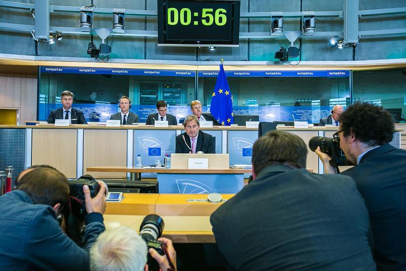 #EPhearings2014 Johannes Hahn – doświadczenia z polityki regionalnej UE w polityce sąsiedztwa i rozszerzenia