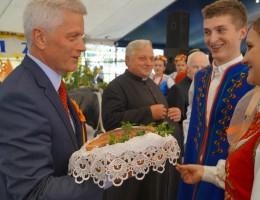 Święto Plonów powiatu ostrzeszowskiego