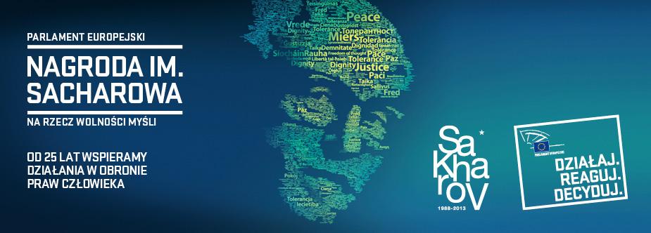 Wybór finalistów Nagrody Sacharowa 2014
