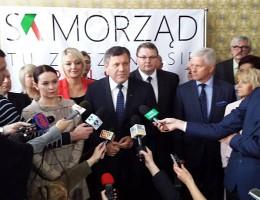 """""""Największe wyzwanie dla Wielkopolski to prowadzenie Polaków ku wspólnocie""""."""