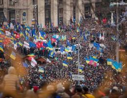 Specjalne wyróżnienie PE dla Euromajdanu