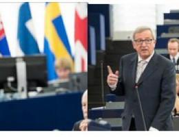 Andrzej Grzyb w pierwszej debacie Donalda Tuska w PE o 300-miliardowym planie inwestycyjnym Junckera