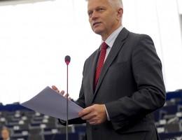 Andrzej Grzyb w debacie na temat oznakowania żywności