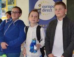 Sprawdzili wiedzę o Unii Europejskiej – pod patronatem Andrzeja Grzyba