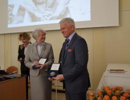 X Forum Zdrowia Kobiety – medal dla Andrzeja Grzyba, przyjaciela PWSZ w Kaliszu
