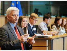 Pierwszy rok nowej kadencji PE