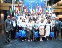 Z wizytą w Strasburgu