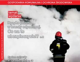 """Andrzej Grzyb w """"Przeglądzie Komunalnym"""" nr 2"""
