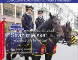 """Andrzej Grzyb w """"Przeglądzie Komunalnym"""" nr 10"""