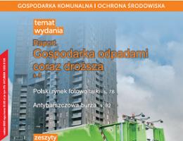 """Andrzej Grzyb w """"Przeglądzie Komunalnym"""" nr 9"""