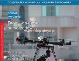 """Andrzej Grzyb w """"Przeglądzie Komunalnym"""" nr 8"""