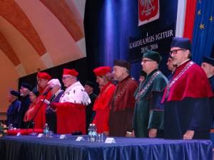 Inauguracja roku akademickiego w  najlepszej Szkole Zawodowej w Kraju