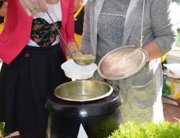 Smaczna Zielona zupa
