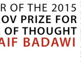 """Nagroda Sacharowa: """"Raif Badawi miał odwagę powiedzieć 'nie' barbarzyństwu"""""""