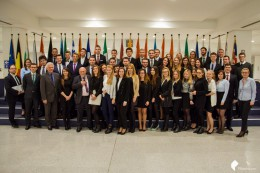 Studenci z Poznania w Brukseli – seminarium i monografia