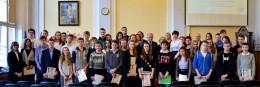 II Edycja Międzyszkolnego Konkursu Wiedzy o Unii Europejskiej w Poznaniu