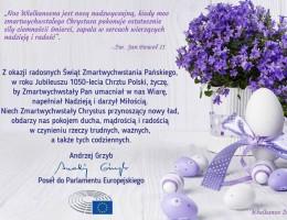 Życzenia Wielkanocne