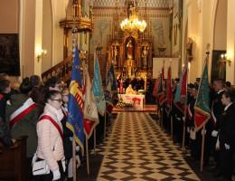 Jubileuszowa Sesja Rady Powiatu Kaliskiego z okazji 1050-lecia chrztu Polski