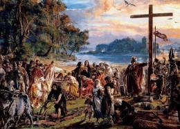 Uchwała Zarządu Wojewódzkiego PSL w 1050. rocznicę Chrztu Polski