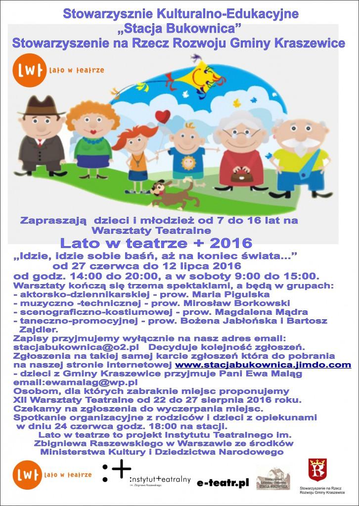 Plakat LWT 2016 - 3