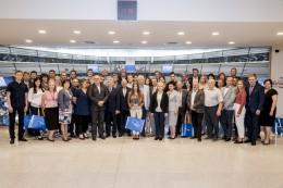 Podsumowanie wizyt studyjnych w Parlamencie Europejskim