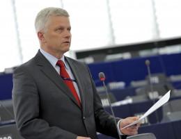 Andrzej Grzyb o rocznym sprawozdaniu dotyczącym praw człowieka i demokracji na świecie. Dyskusja w Strasburgu