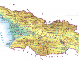 Misja w Gruzji