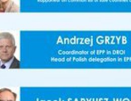 Andrzej Grzyb w top ten polskich deputowanych. Ranking Vote Watch Europe