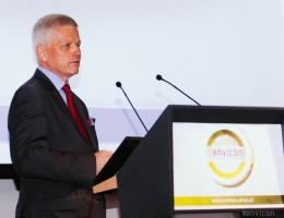 Gospodarka cyrkulacyjna i czyste powietrze – Andrzej Grzyb honorowym gościem jubileuszowego ENVICONu